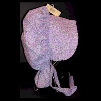 Bonnets, Aprons & Dresses