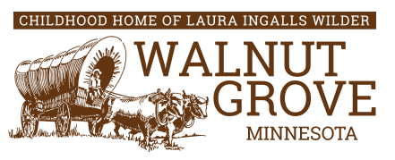 Laura Ingalls Wilder of Walnut Grove